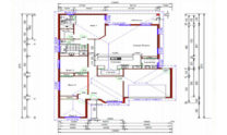 One Storey Plan 227 02