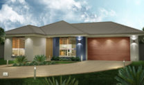 One Storey Plan 227 07