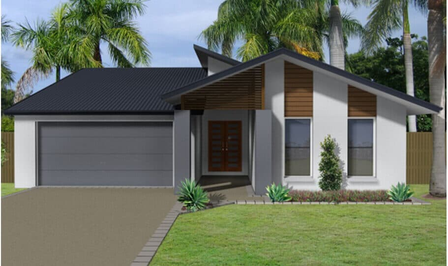 One Storey Plan 250 07