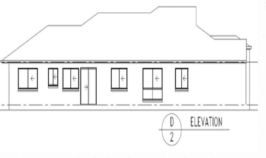 One Storey Plan 288 06