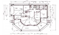 Sloping Land Kit Home Design 134 06
