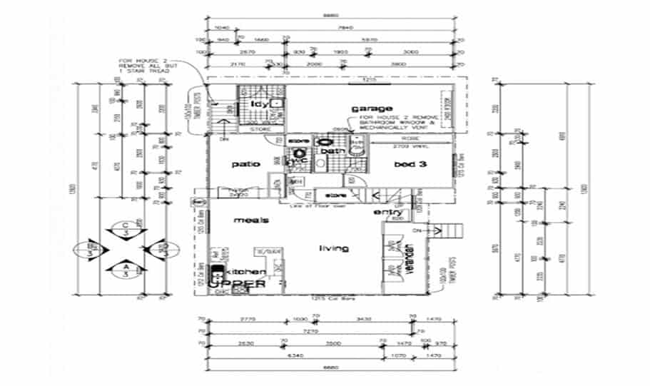 Sloping Land Kit Home Design 150 02