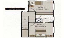 Sloping Land Kit Home Design 150 07