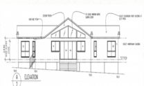 Sloping Land Kit Home Design 173 01