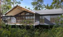 Sloping Land Kit Home Design 173 05