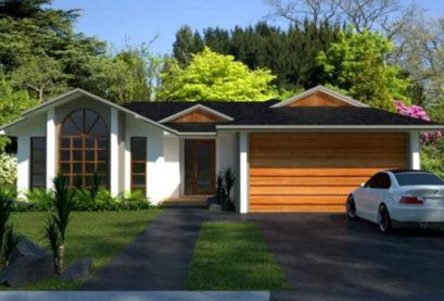 Sloping Land Kit Home Design 213 05