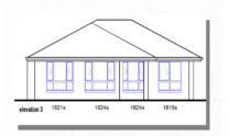 Sloping Land Kit Home Design 218 05