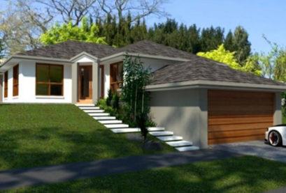 sloping land home designs archives spark homes rh sparkhomes com au hillside house design sloped roof house design