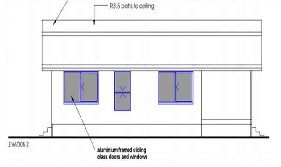 Sloping Land Kit Home Design 222 04