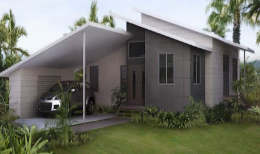 Sloping Land Kit Home Design 242 07