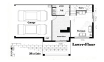 Sloping Land Kit Home Design 257 02