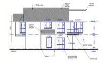 Sloping Land Kit Home Design 257 05