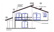 Sloping Land Kit Home Design 257 07