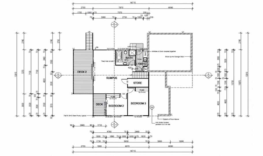 Sloping Land Kit Home Design 279 08