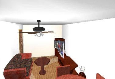 Spark Dwight 1 Bedroom 3x9 6