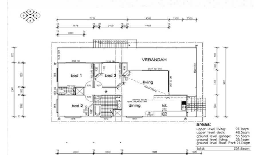 Two Storey Kit Home 251 A 02jpg