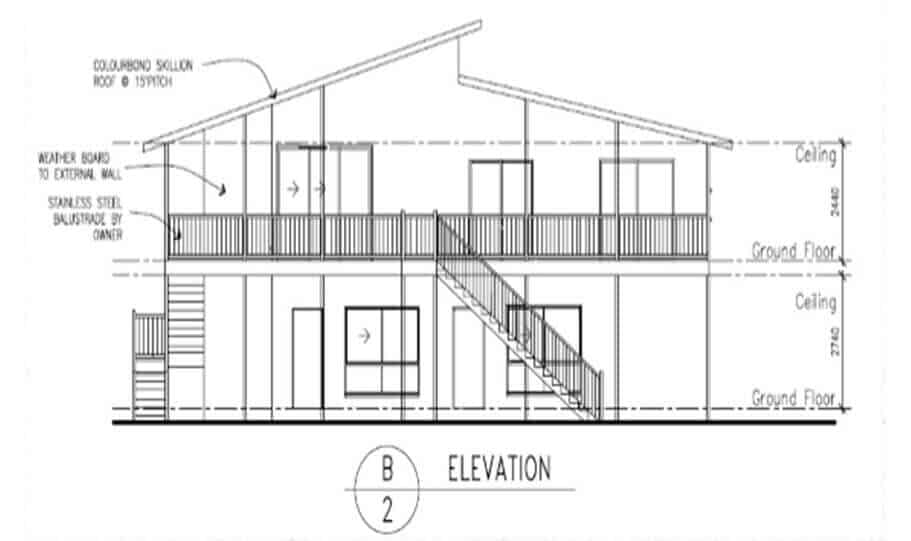 Two Storey Kit Home 251 A 04