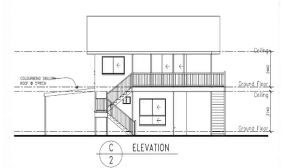 Two Storey Kit Home 251 A 05