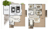 Two Storey Kit Home 251 A