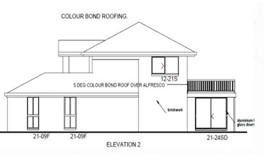 Two Storey Kit Home 264 08