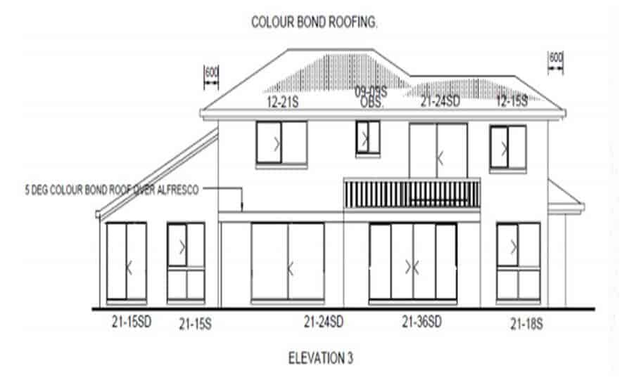 Two Storey Kit Home 264 09