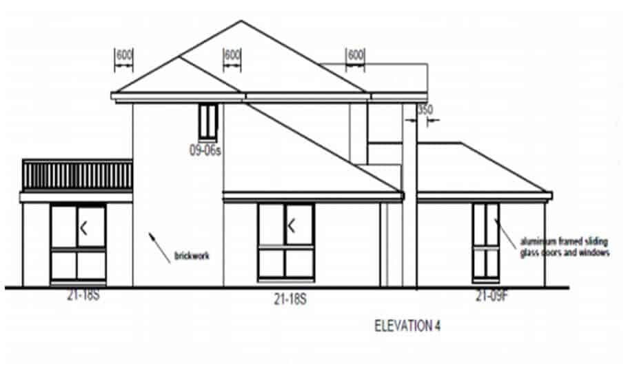 Two Storey Kit Home 264 10