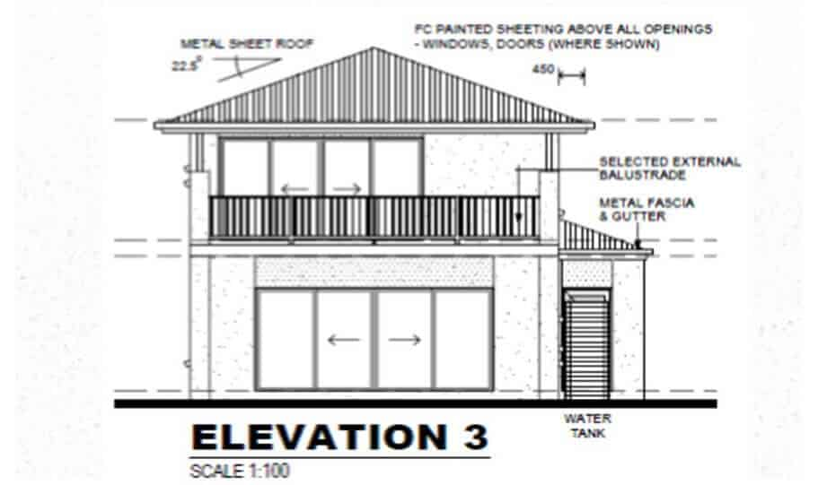 Two Storey Kit Home 321 07