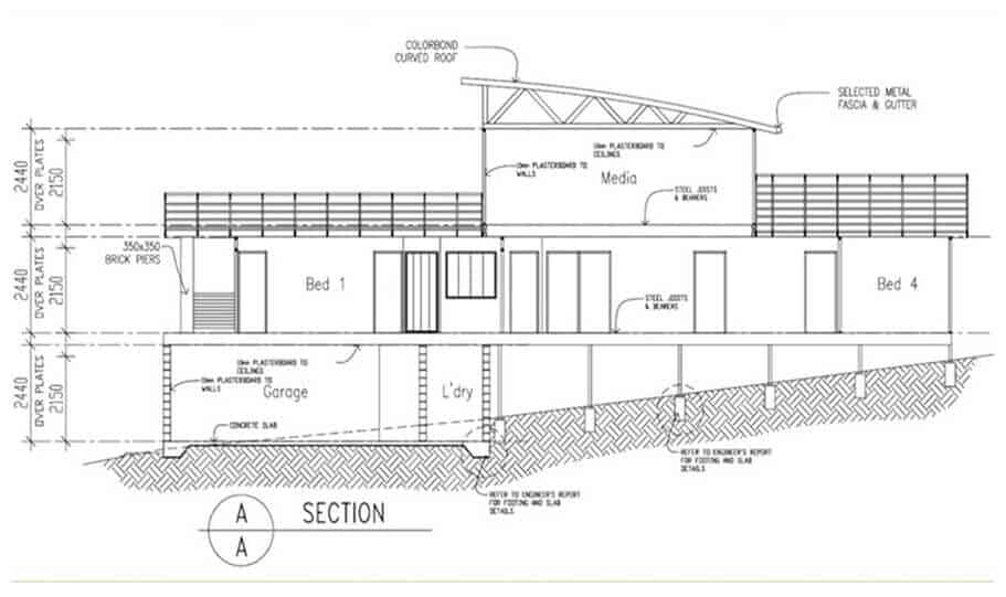 Two Storey Kit Home 332 11