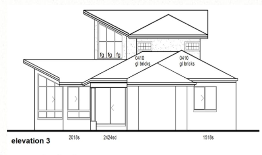 Two Storey Kit Home Plan 251 B 251.59 m2 4 Bed 2 Bath 8