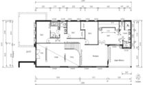 Two Storey Kit Home Plan 426 426 m2 4 Bed 3 Bath 4