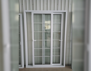 Upvc Double Glazed French Design Doors 04