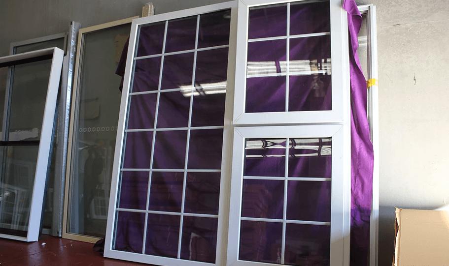 UPVC Double Glazed French Design Doors 14