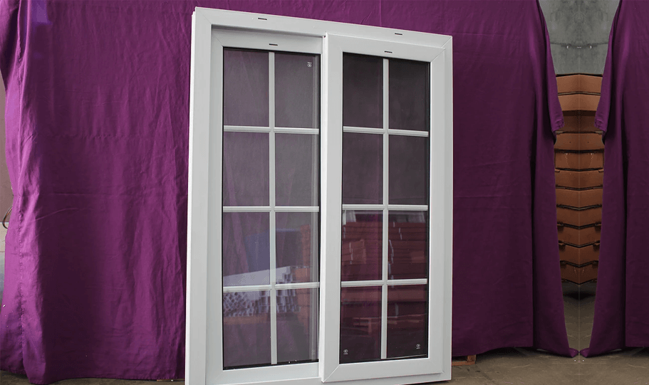 Upvc Double Glazed French Design Doors And Windows 06