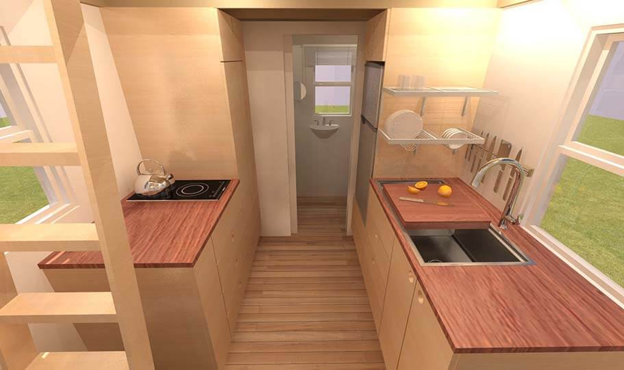 Spark Tiny House Albion 16 02