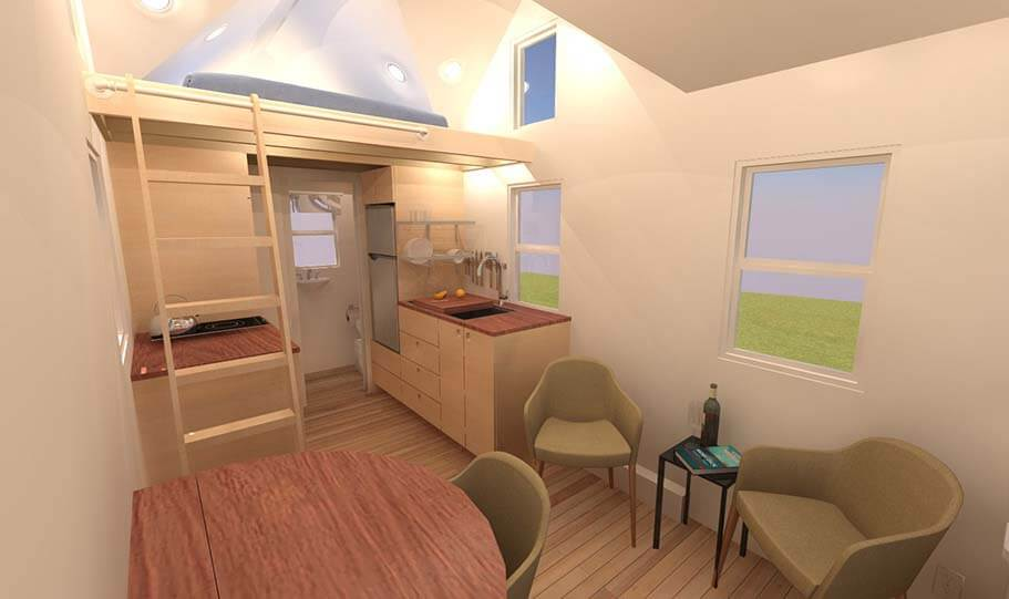 Spark Tiny House Albion 16 04