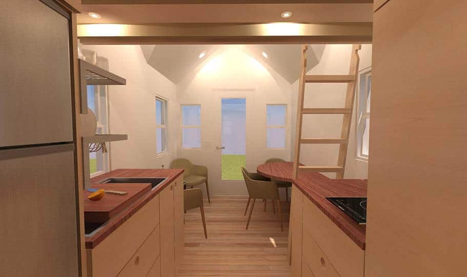 Spark Tiny House Albion 16 05