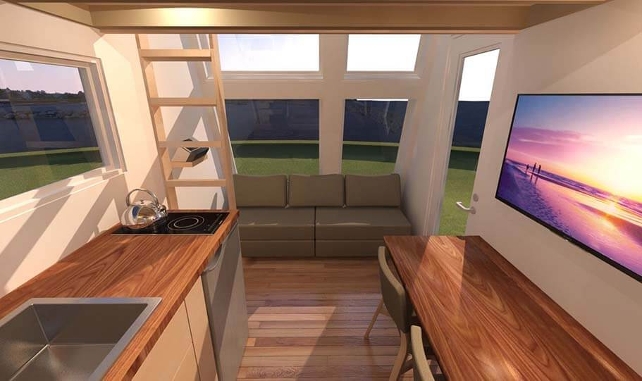 SPARK Tiny house Anchor Bay 16 05