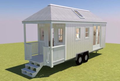 SPARK Tiny house Boonville 24 02