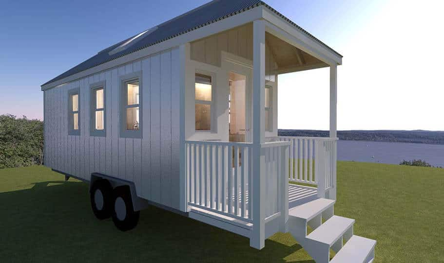 SPARK Tiny house Boonville 24 06