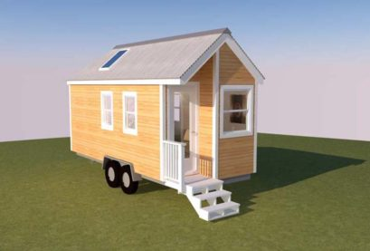 Spark Tiny House Caspar 20 02