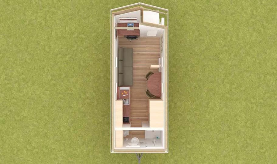 SPARK Tiny house Caspar 20 03