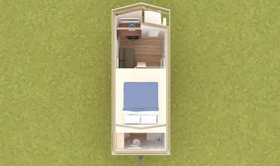 SPARK Tiny house Caspar 20 04