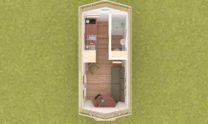 SPARK Tiny house Cleone 16 02
