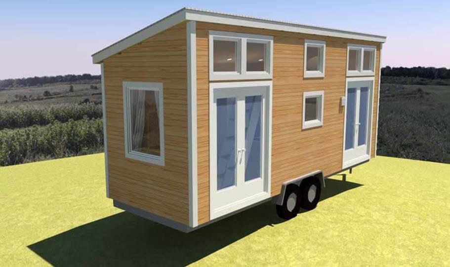 SPARK Tiny house Comptche 24 02