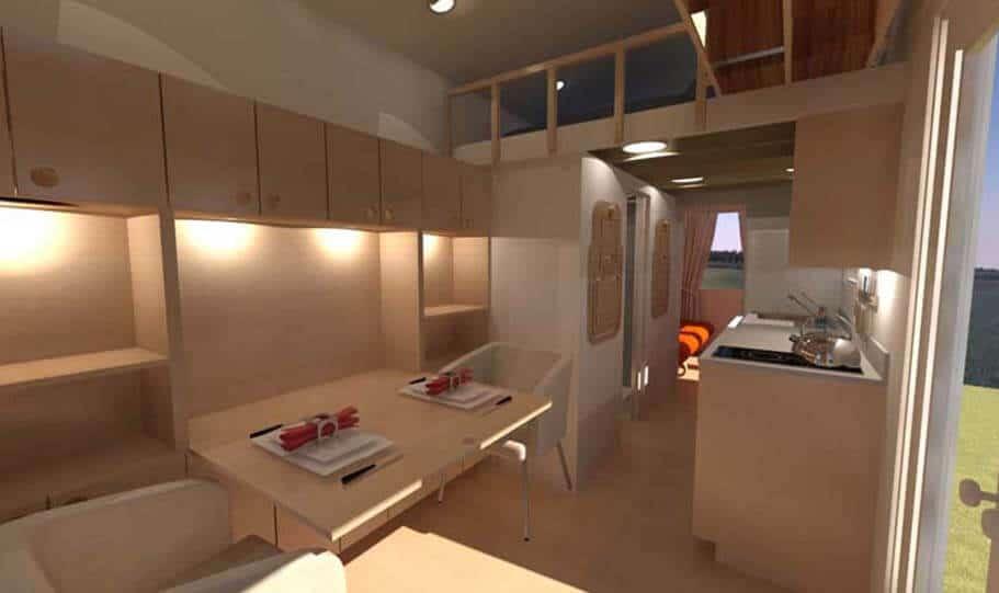 SPARK Tiny house Comptche 24 07