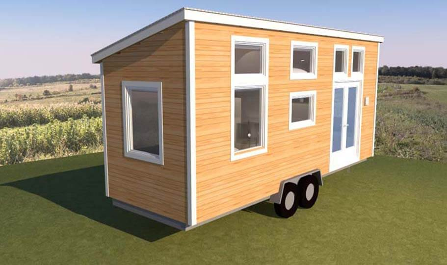 SPARK Tiny house Leggett 24 01