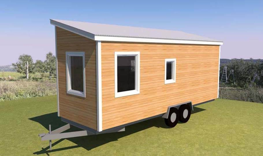 SPARK Tiny house Leggett 24 02