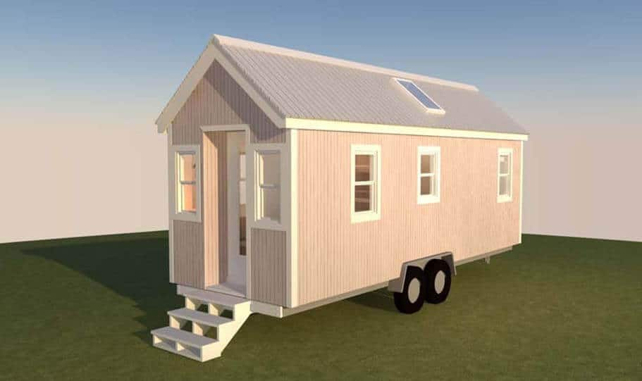 Spark Tiny House Little River 24 01