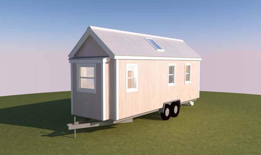 Spark Tiny House Little River 24 02