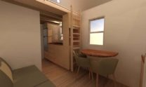 Spark Tiny House Little River 24 06